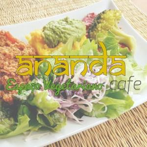 Ananda Café - Espaço 100% Vegetariano (Disponível apenas por encomendas até às 14:30h, excepto Domingo))