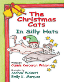 The Christmas Cats In Silly Hats