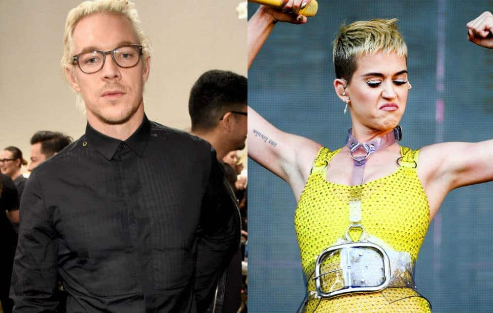 Katy Perry's and Diplo