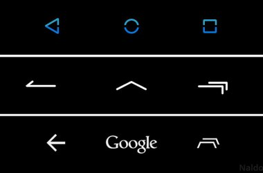 Soft Navigation Keys on Android