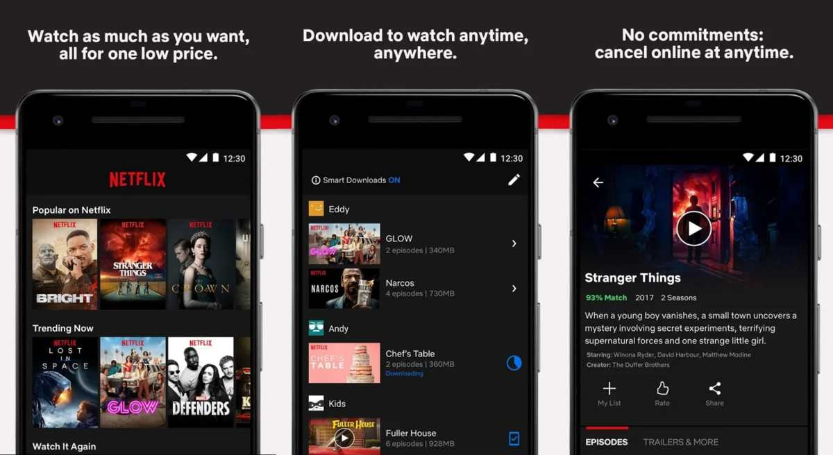 Netflix App Cool Android App