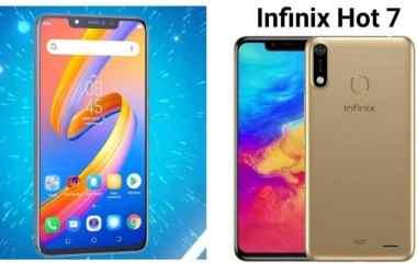Infinix Hot 7 Pro Vs Tecno Pouvoir 3