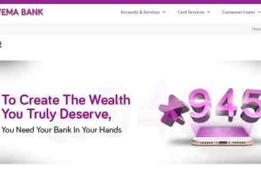 *945# wemabank ussd code