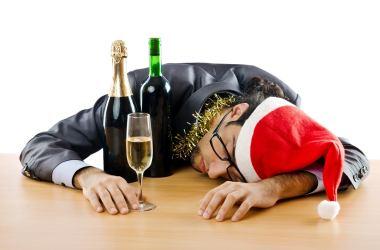 Christmas Party Hangover
