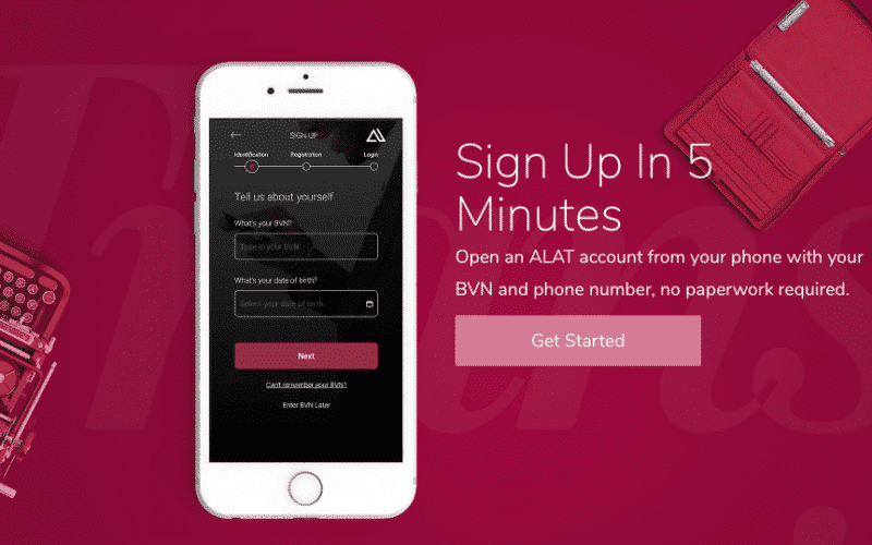 ALAT Wema Bank Mobile App