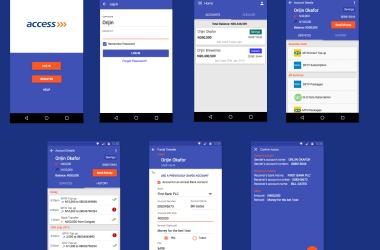 Access Bank Mobile App