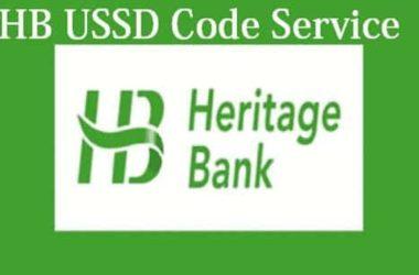 Heritage Bank USSD code *322#