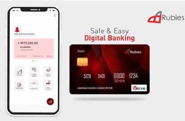 Rubies Mobile Banking App