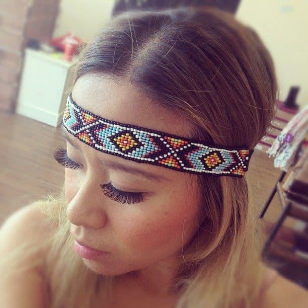 Native American headbands