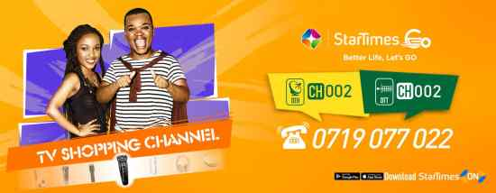 StarTimes Tanzania Packages