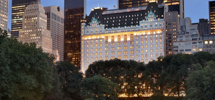 The Plaza, A Fairmont Managed Hotel