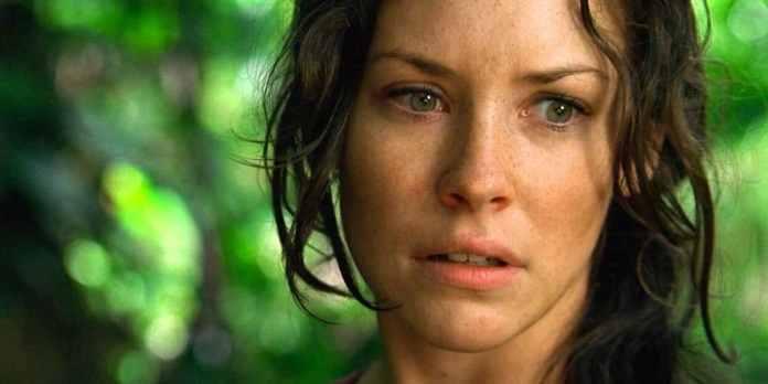 Kate Austen in Lost