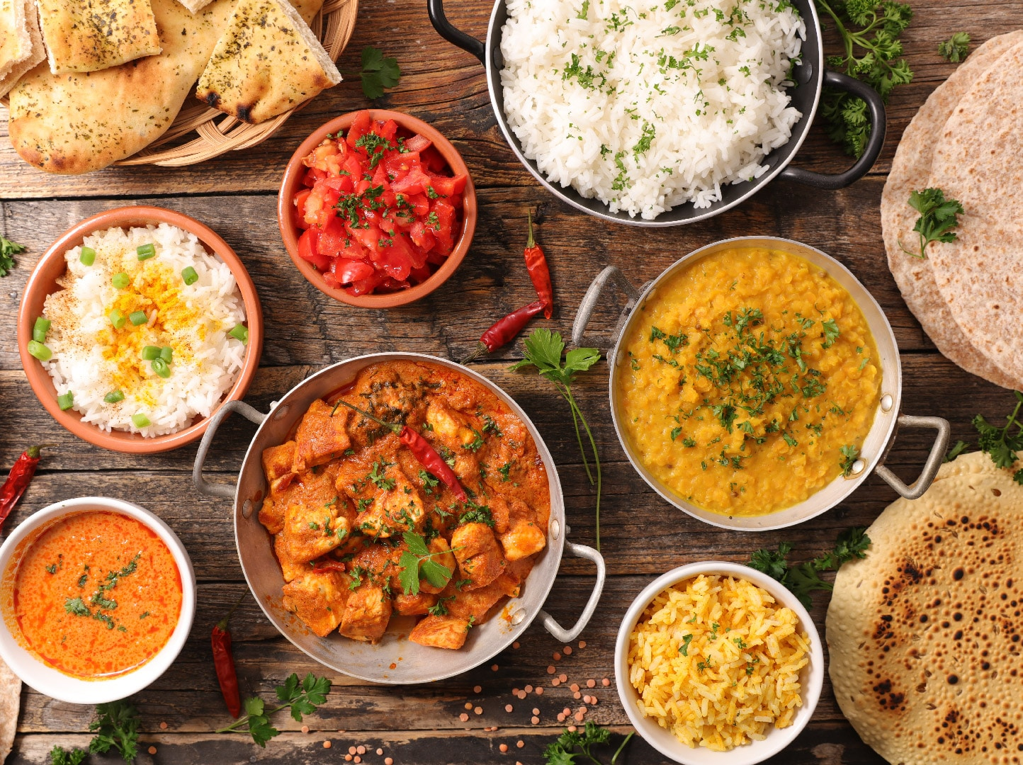 33 Mouthwatering Traditional Indian Foods Worth Trying