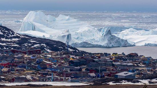 Greenland World's Largest Island
