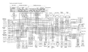 XS650: 78 XS ESE Wiring | thexscafe