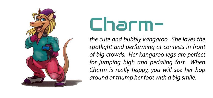 Charm-Slide