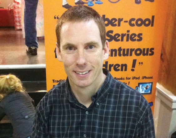 Author L.A. Fielding