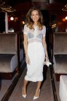Sarah Jessica Parker White Shoes The Xtyle
