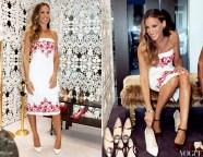 White Shoes Sarah Jessica Parker The Xtyle