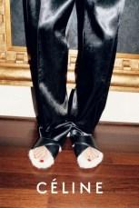 Celine Birkenstock Summer 2013 Campaign Daria Werbowy- The Xtyle 5