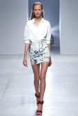 Anthony Vaccarello Spring 2014 Ready-to-Wear The Xtyle 5