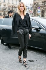 TREND_INSPIRATION_LEATHER_BAGGY_SWEATPANTS_THEXTYLE_ SS-2014_STYLEBYKLING