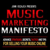 Review Marketing music manifesto