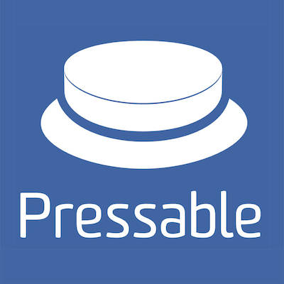 Review pressable