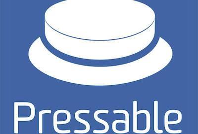 Review pressable