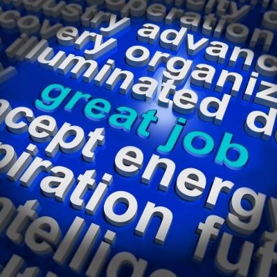 Great Job  © Stuart Miles   freedigitalphotos.net