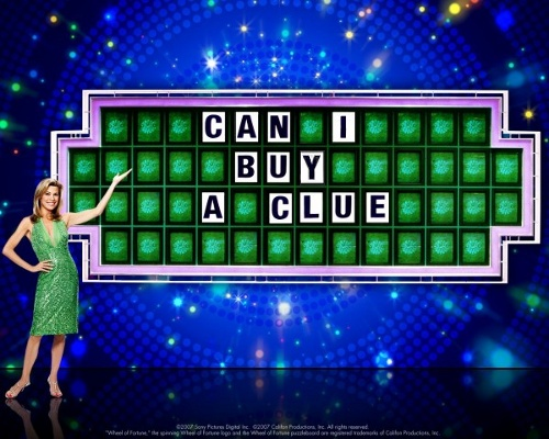 Wheel of Fortune © Sony Pictures Digital Inc.
