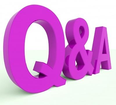 Q&A © Stuart Miles | freedigitalphotos.net