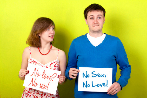 No love, no sex. © Alexander Makarov   Dreamstime.com