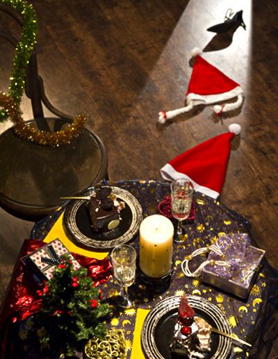 Christmas Eve Sex © Plato-nova | Dreamstime.com
