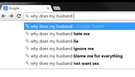 Why does my husband... © google.com