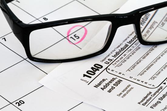 Tax forms © Mariusz Blach | dollarphotoclub.com
