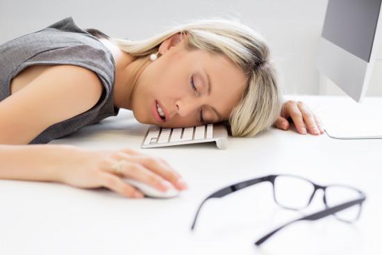 Tired Woman © Kaspars Grinvalds | dollarphotoclub.com