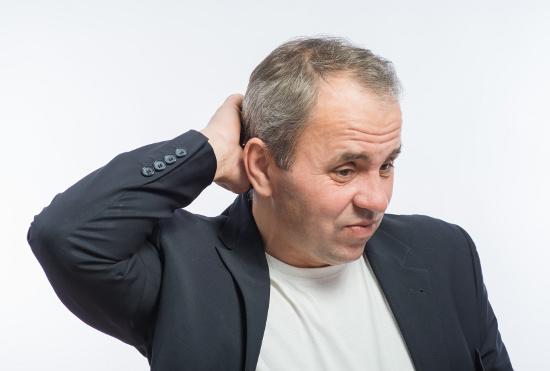 Confused man © slasnyi | dollarphotoclub.com