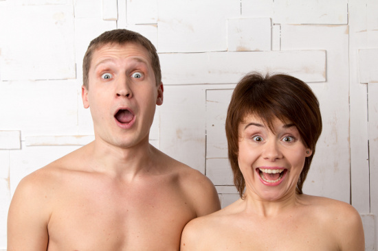 Couple reacting to sex news  © volnyanskyy | stock.adobe.com