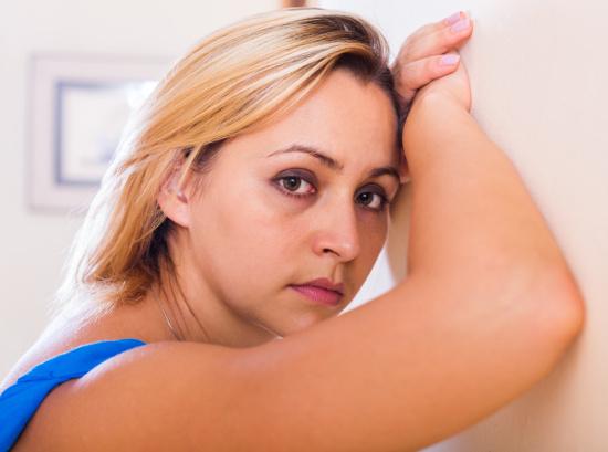 Depressed woman Image Credit: © Jack F | stock.adobe.com