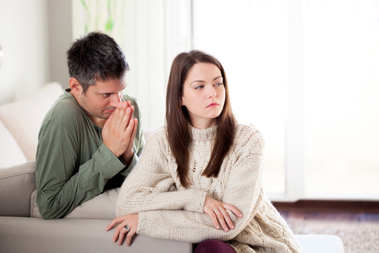 Does Our Culture Think Only Husbands Need to Apologise?