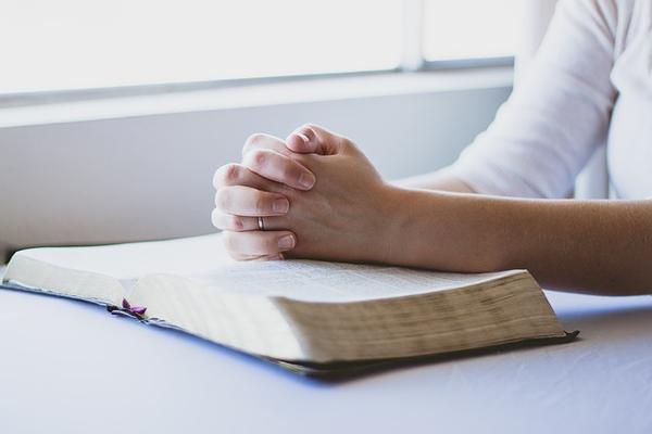 """Don't Make Prayer """"When All Else Fails"""""""