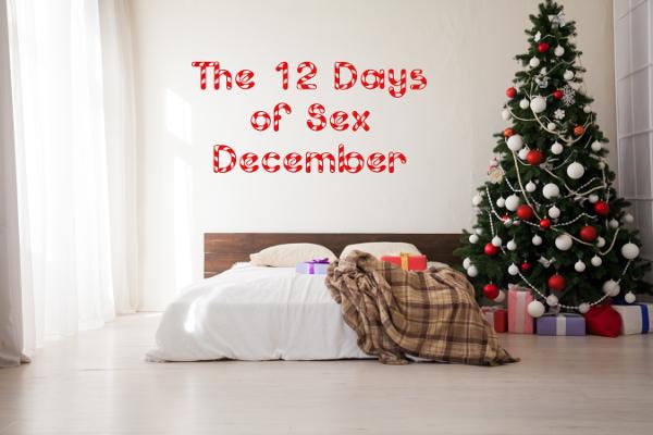 The 12 Days of Sex December