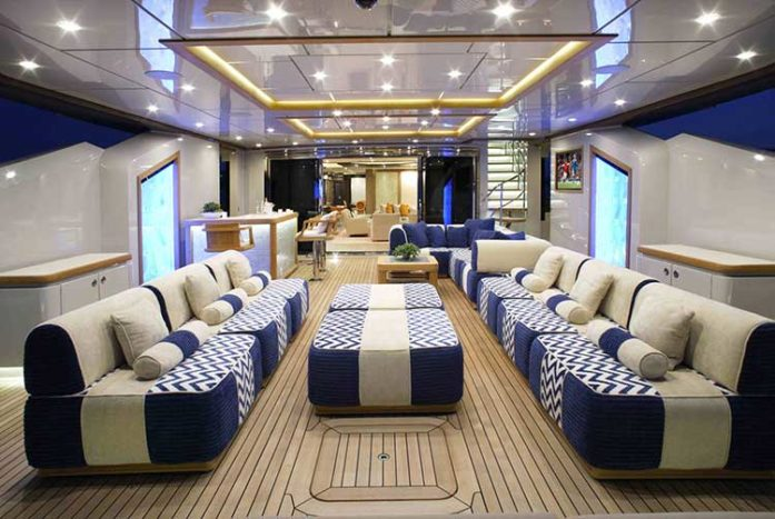 Palmer Johnson Superyachts New Heights Of Luxury
