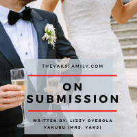 ON SUBMISSION (A short Christian Story) by Mrs. Yaks