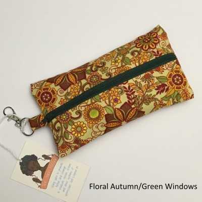 Floral Autumn_Green Windows