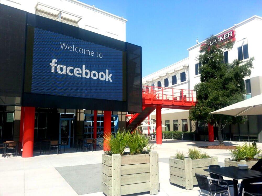 Facebook biuro