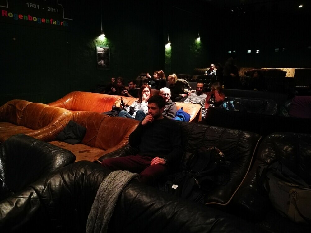 Kino Regenbogen Berlin