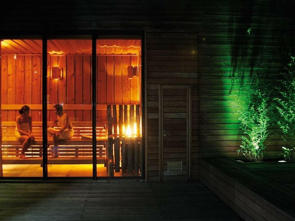 Liquidrom Berlin sauna