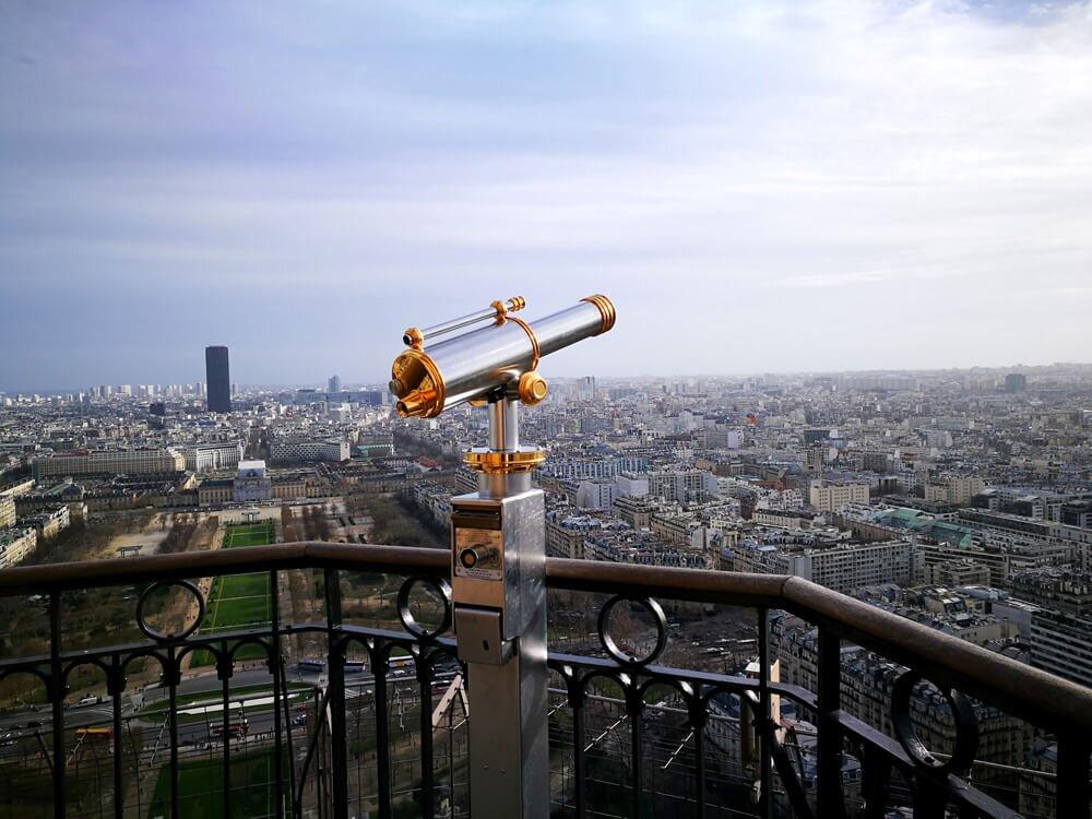 Wieża Eiffla Panorama